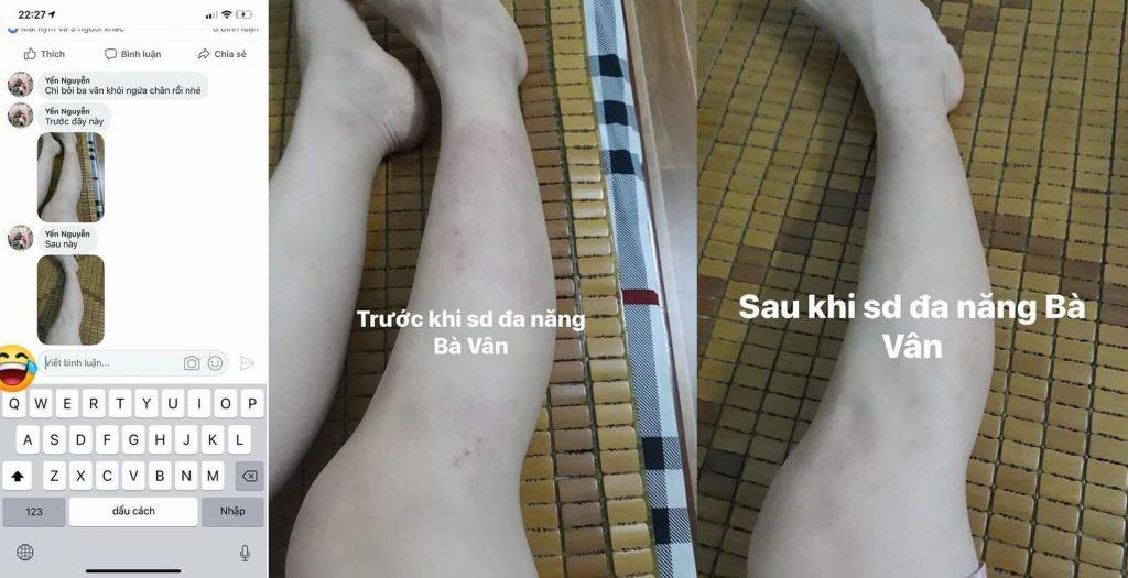 Review kem Bà Vân có tốt không